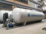 La capacidad de CBM 5-60 el patín de GLP para vehículos y el cilindro de cocina
