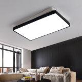 Iluminación contemporánea moderna de la lámpara de las luces de techo del cuadrado LED para el dormitorio/la sala de estar/la cocina
