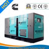침묵하는 닫집 50Hz 220/380V 디젤 엔진 발전기 세트