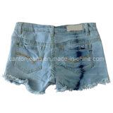 Populares de la moda de dama pantalones vaqueros. Nuevo estilo Chicas Sexy mini Shorts vaqueros caliente