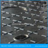 Coperchio di botola composito della fogna quadrata D400 antifurto