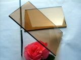 Abgetönt gefärbt/beschichteten,/der reflektierenden gemilderten Gleitbetrieb verzieren Glas (JINBO)