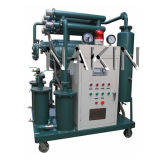 Petrolio verticale del trasformatore di vuoto che ricicla l'unità di depurazione di olio (ZY-50)