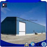 Casa prefabricada de acero estructural taller para la venta