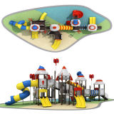 Amusement Park Outdoor Playground Set for Kids (HD-201C)
