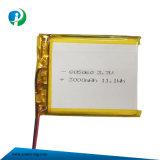 4000mAh Batería de polímero de personalizar con CE y RoHS
