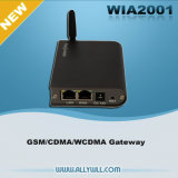 1 Channel Gateway GSM (WIA2001)