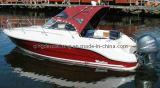 Yacht de bateau de nervure