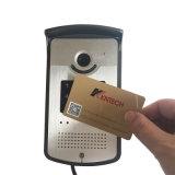 Teléfono video de la puerta G/M del control de acceso sin hilos de la seguridad de Kntech
