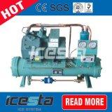 Bitzer Unidade de condensação do compressor arrefecido a água