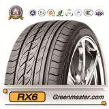 La polimerización en cadena popular toda sazona el neumático radial del coche