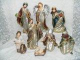 De Reeks van de geboorte van Christus
