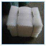 Белая пластичная сеть штейнов плиты сетки