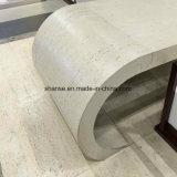 Moisture-Resistant attrayant carrelage de sol de douche blanc doux