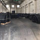 Trilha de borracha da máquina escavadora para a maquinaria de construção de Kubota