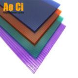 Estufas Austrália do policarbonato do material de telhadura
