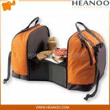 Ся Backpack пикника охладителя льда таблицы персоны еды 4 напольной складчатости портативный