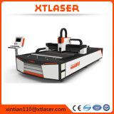 Machine de découpage de laser de fibre de Jinan 500W 750W 1kw 2kw 3kw 4kw