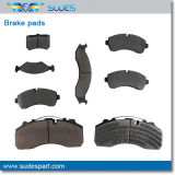 Garniture de frein pour l'usage de Mercedes-Benz (D145-7036/20341/2039220)