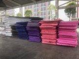 Feuille auto-adhésive à haute densité 10mm de mousse d'EVA de couleur de qualité diverse