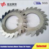Het opperste Blad van de Zaag van de Snijder van PCB V van het Carbide van Soild van de Kwaliteit Noterende
