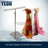 De Sjaal van de Vorm van het Roestvrij staal T van Yeon, de Tribune van het Rek van de Vertoning van de Juwelen van de Manier van de Houder van de Tribune van het Rek van de Vertoning van de Band