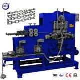 Corrente de chicotada de aço mecânica automática que faz a máquina