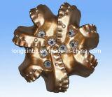 Las alas de siete puntas de diamante Diamante / tamaños/Diamond Core poco