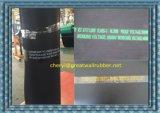 черный диэлектрический резиновый половой коврик 10000V