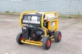 7500 [وتّس] بنزين مولّد بنزين مع [ركد] و4 [إكس] عجلات هوائيّة كبيرة ([فك8000س])