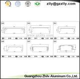 Uitdrijving de van uitstekende kwaliteit Heatsink van het Aluminium voor Car&Motor