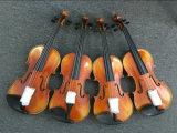 Violon avancé d'ensembles complets d'instrument de musique de qualité