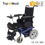 障害者のための力の車椅子の上の医療機器の障害がある電気地位