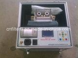 Máquina portátil da determinação da tensão de avaria do petróleo do transformador (IIJ-II-100)