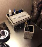 [رهينستون] [مولتيفونكأيشن] زجاجيّة مبتكر نسيج [بوإكس وفّيس] منزل [ببر تري] [ستورج بوإكس] ([تب-014])