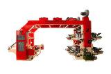 Impresora de alta velocidad de Flexo del color multi para la película del papel de rodillo