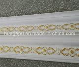 天井のコーニスの鋳造物を切り分ける高品質ポリウレタンPU