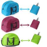 Sacchetto pieghevole di ginnastica dei bagagli del Duffle della tela di canapa degli uomini dei fornitori