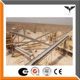 Cadena de producción de piedra artificial línea de fabricación agregada machacante de piedra de la planta