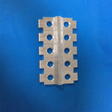 Usinage CNC personnalisé Bloc en plastique et en aluminium
