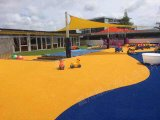 Kaiqi Group Herbe artificielle pour la formation physique Terrain de sport / Tennis Training Ground / Artificial Grass for Basketball Ground / Badminton Training Ground