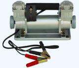 Насос автошины компрессора воздуха компрессора воздуха металла цилиндра Compressordouble воздуха тележки сверхмощный