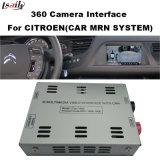 Interfaccia di panorama 360 & di retrovisione per Citroen C4 C5 C3-Xr con lo schermo del getto dell'input di segnale del sistema Lvds RGB di Smeg+ & di Mrn