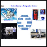Vertrag und bewegliches abkühlendes Gerät für kleine Verdampfer-Kühlanlage