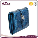 Бумажник женщин повелительниц кожи способа Fani