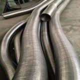 Tubo flexível de escape de aço inoxidável