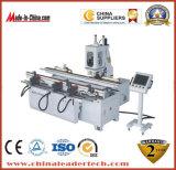 Bloqueio de porta múltiplo e máquina de CNC de abertura de dobradiça