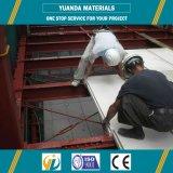 Painel concreto de pouco peso do telhado