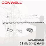 Adhérences de cul-de-sac de câble de haubanage pour le fil de séjour