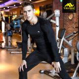 Vestito atletico Shirt&Pants di sport di usura di usura comoda di sport degli uomini